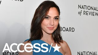 Gal Gadot On Oprah Winfrey & How She Keeps Her Success In Perspective