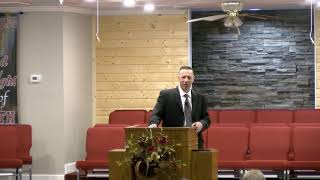 """God is in Control"" - Dr. Jonathan Barker - Sunday Morning - 3/15/2020"