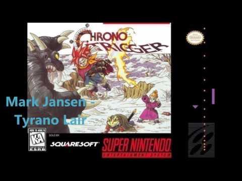 Mark Jansen - Tyrano Lair - Chrono Trigger Music - SNES