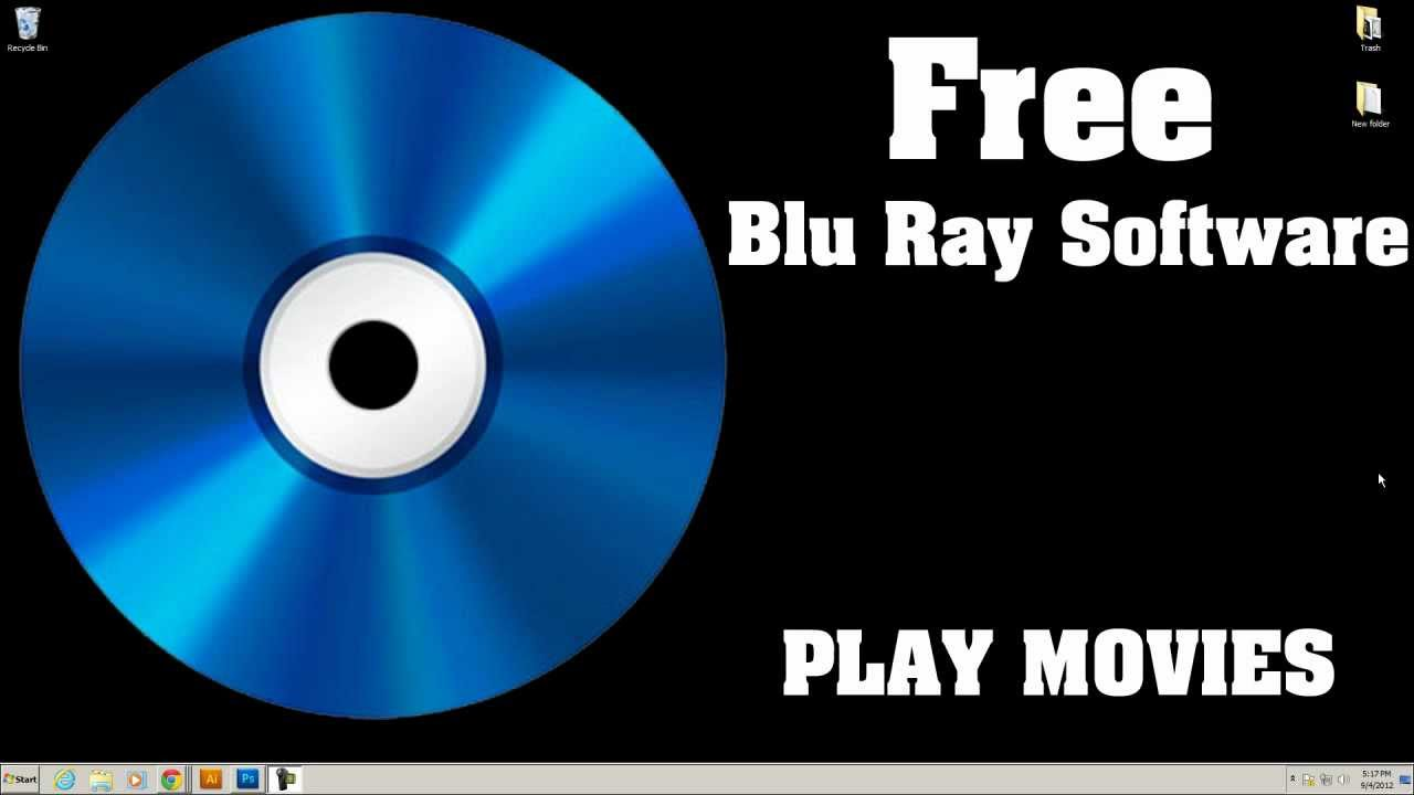 blue ray software freeware
