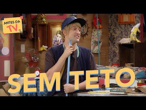 Sem Teto - Paulo Gustavo + Katiuscia Canoro - A Vila - Humor Multishow