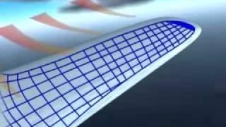NASA nanotechnology research into shape shifting airplanes