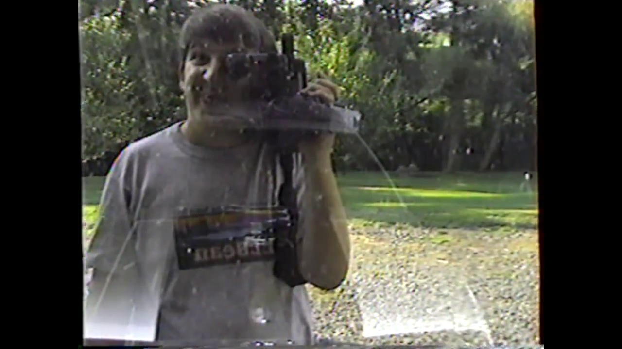 Stories From My Rca Proedit Vhs Camcorder My Brother Bob Basement Dad Yard C 1991 Youtube