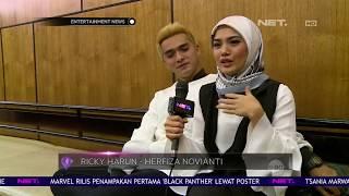 Tips Ricky Harun dan Herfiza Novianti dalam Menjaga Keharmonisan Rumah Tangga