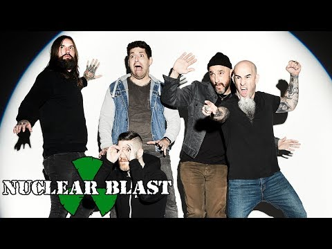 THE DAMNED THINGS - On Signing To Nuclear Blast (OFFICIAL INTERVIEW)
