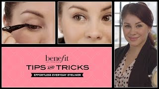 Effortless Everyday Liner — with they're real! push-up liner by Benefit Thumbnail