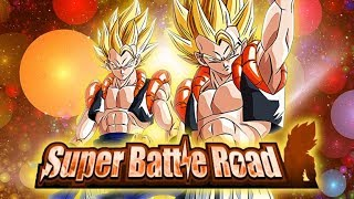 THE NEW FUSION CATEGORY STAGE OF SUPER BATTLE ROAD BEATEN! (DBZ: Dokkan Battle) thumbnail