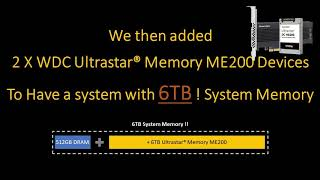 AMD with Ultrastar ME200 6TB