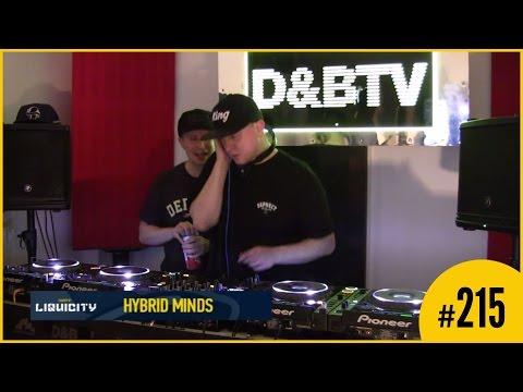 D&BTV Live #215 Liquicity takeover - Hybrid Minds