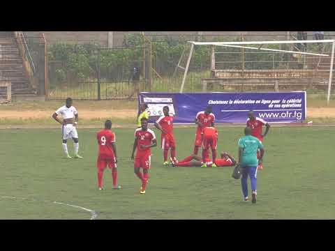 Championnat de foot du Togo:  As Togo Port Vs Dyto