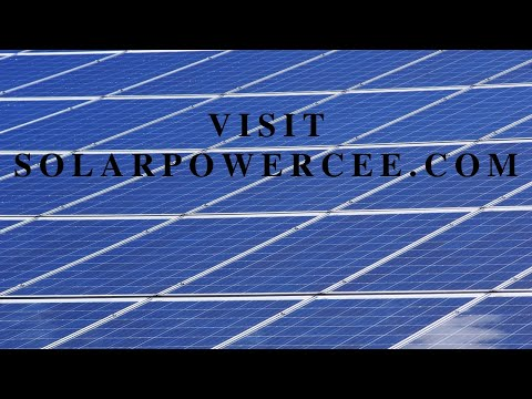 Solar panels in Phoenix – Phoenix Solar Installer – Solar Panels for sale in Phoenix