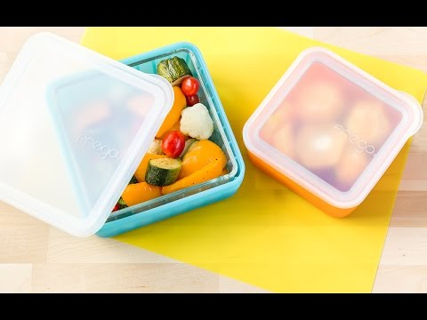 Frego - Glass & Silicone Food Storage