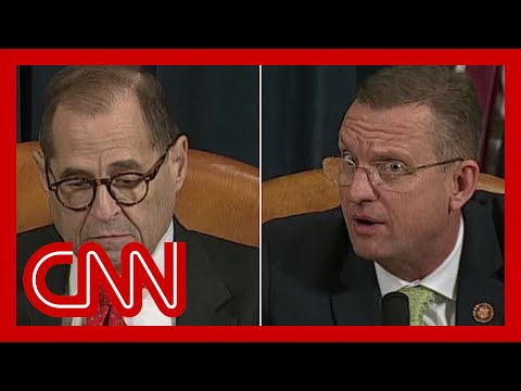 GOP Outcry After Vote On Articles Of Impeachment Delayed