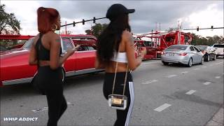 WhipAddict: Orlando Classic 2017: Sunday In The Street Part 2: Night Action, Ladies Out