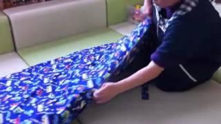 ファッションパークカヤマお昼寝布団敷布団カバーのご説明です thumbnail
