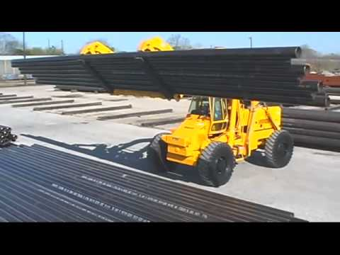 Pettibone Cary-Lift Equipment | The Safe Load Mover