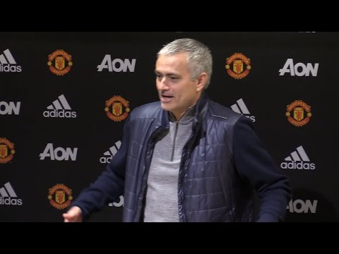 Manchester United 1-1 Bournemouth - Jose Mourinho Full Post Match Press Conference