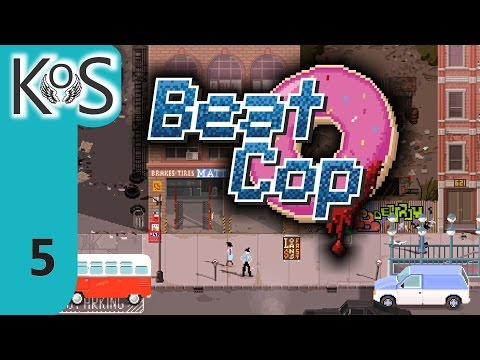 Beat Cop Ep 5: Chocolate Ice Cream - First Look - Let's Play, Gameplay