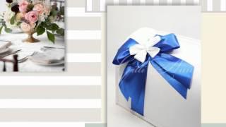 Свадебная казна для денег Gilliann Butterfly in Blue BOX052