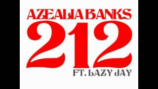 azealia banks ft lazy jay 212 lucifuck mix