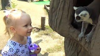 Download Алиса в Сафари парке Зоопарк Динозавры развлечение для детей Safari Park Zoo Dinosaurs Mp3 and Videos