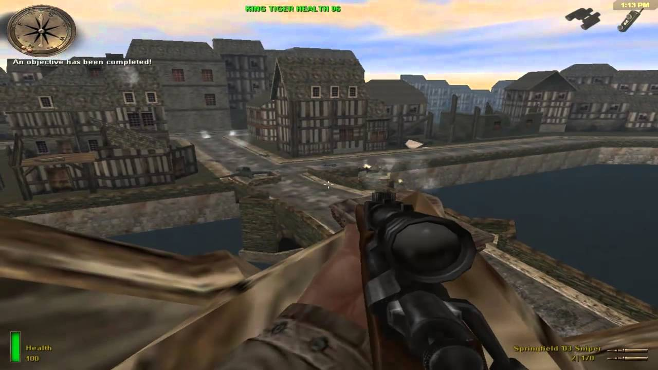 Medal of Honor: Allied Assault - Level 5