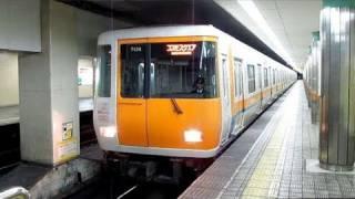 近鉄 7020系 7124F (大阪市営地下鉄 中央線 深江橋)