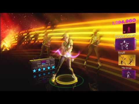 Just Dance, Dance Central 2 100% Hard