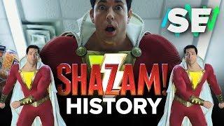 Shazam is the OG Captain Marvel