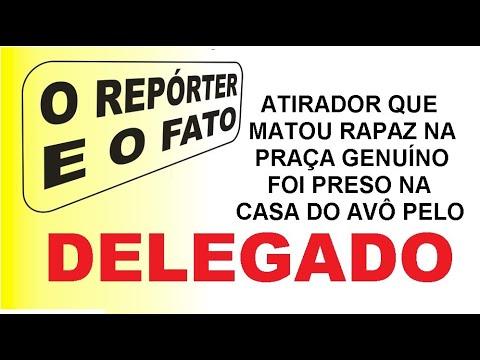 06nov2020 Delegado prende envolvidos na morte de jovem em Ipanema