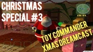 2012 Christmas Video Game #3 - Toy Commander (Dreamcast)