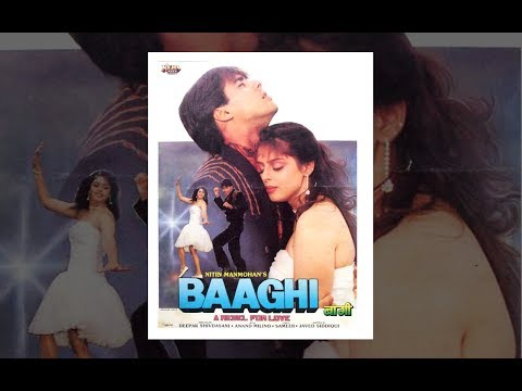 Baaghi बाघी [1990] Hindi Full Movie | Salman Khan | Nagma