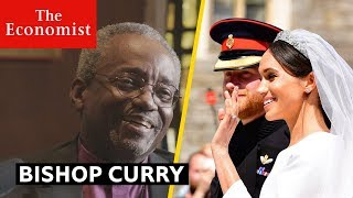 Reverend Curry on Meghan, Harry and America | The Economist Podcast