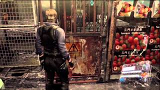 Resident Evil 6 Walkthrough Professional ( Full Game ) Leon: Chapter 4