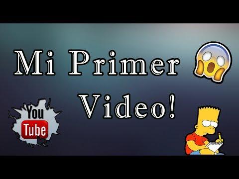 MI PRIMER VIDEO | Th3 Josu3 |