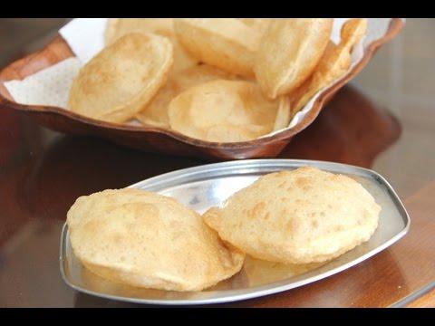 Locha Puris or Pooris | Soft Mulayam Puris Video Recipe | Bhavna's Kitchen