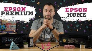 Выбираем между Epson Premium и Epson Home