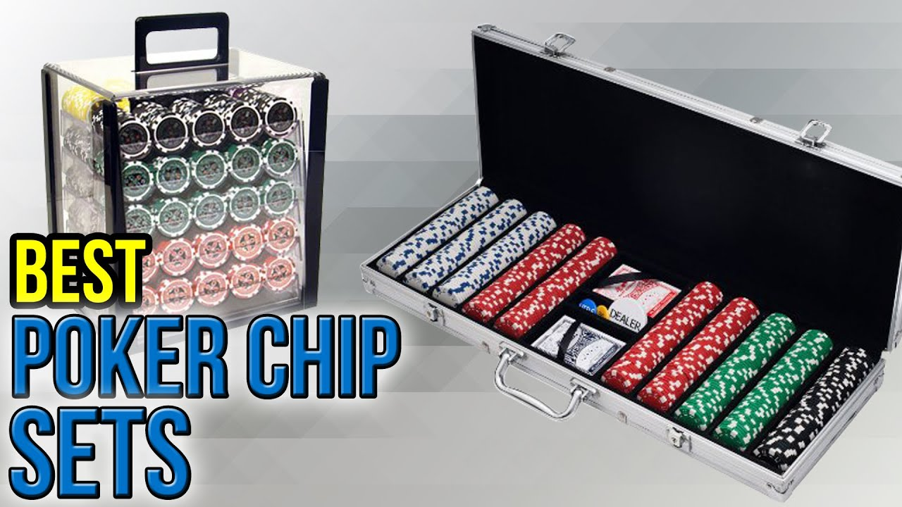 6 best poker chip sets - Poker Sets