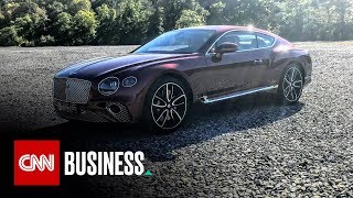 Bentley's Continental GT is performance dressed in a tuxedo