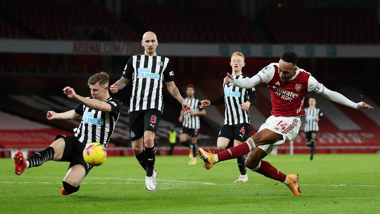 Arsenal v Newcastle (3-0) | The Breakdown Live | Premier League