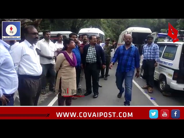 Car accident in Ooty claims 5 lives