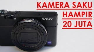 REVIEW SONY RX100 vi | bahasa Indonesia