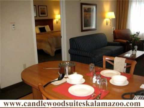 Candlewood Suites Extended Stay Hotel In Kalamazoo MI