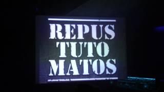REPUS TUTO MATOS - 10 years on stage show - Phoenix club, SPb (13.09.2014)