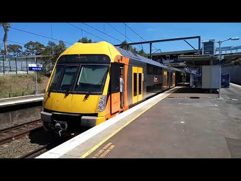 (1500th video!) Start of a new era - Sydney Trains New Timetable