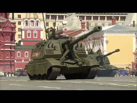 Russia. Moscow hosts Victory Day Parade on 70th anniversary of the Great Patriotic War.