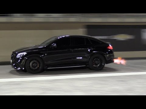 BEST of MERCEDES-AMG SOUNDS - 50 YEARS of AMG!