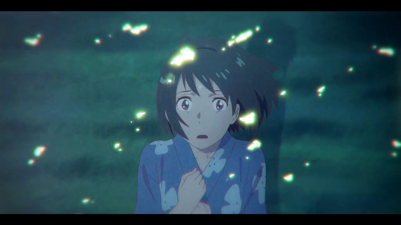 Your Name - Stitches