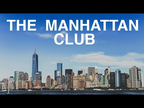 THE MANHATTAN CLUB NYC (Penthouse suite video review)