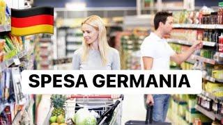 FACCIO LA SPESA IN GERMANIA , guardate che prezzi !!!